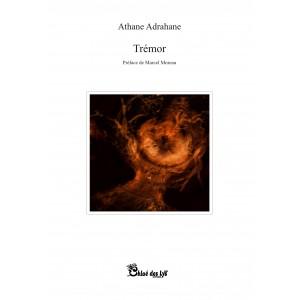 """Présentation de """"Trémor"""", par son auteur, Athane Adrahane, à Mons, le 2 octobre 2016"""