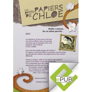 EBOOK revue les petits papiers de Chloé 0001