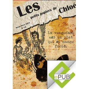 EBOOK revue les petits papiers de Chloé 0012
